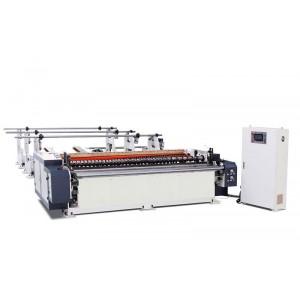 Industrial roll machine